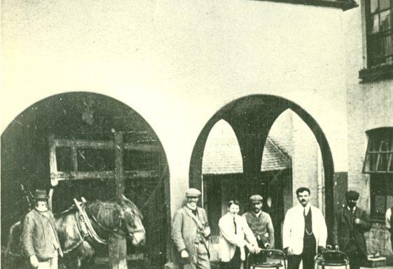 Horse Engine