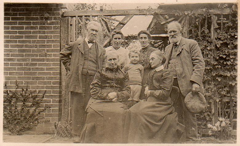 Jones family | From Jones family album