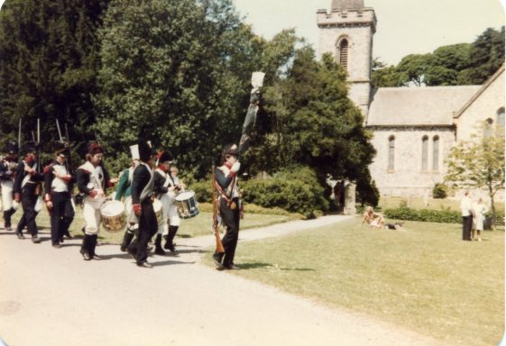 A Parade in the Village