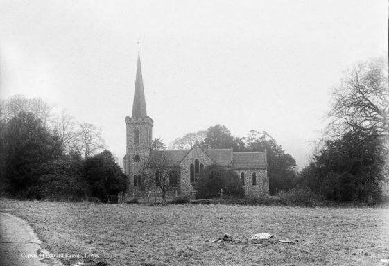 Stanmer Church WORK IN PROGRESS