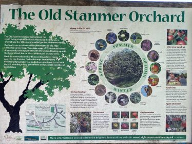 Stanmer Orchards