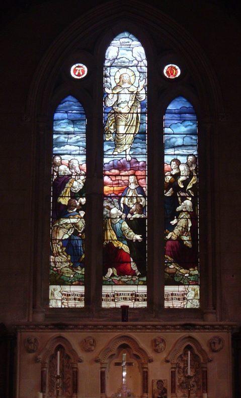 Altar & Window